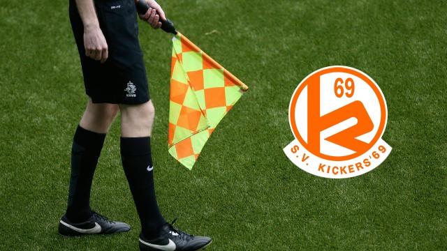 Assistent-scheidsrechter(s) gezocht voor Kickers'69 1!