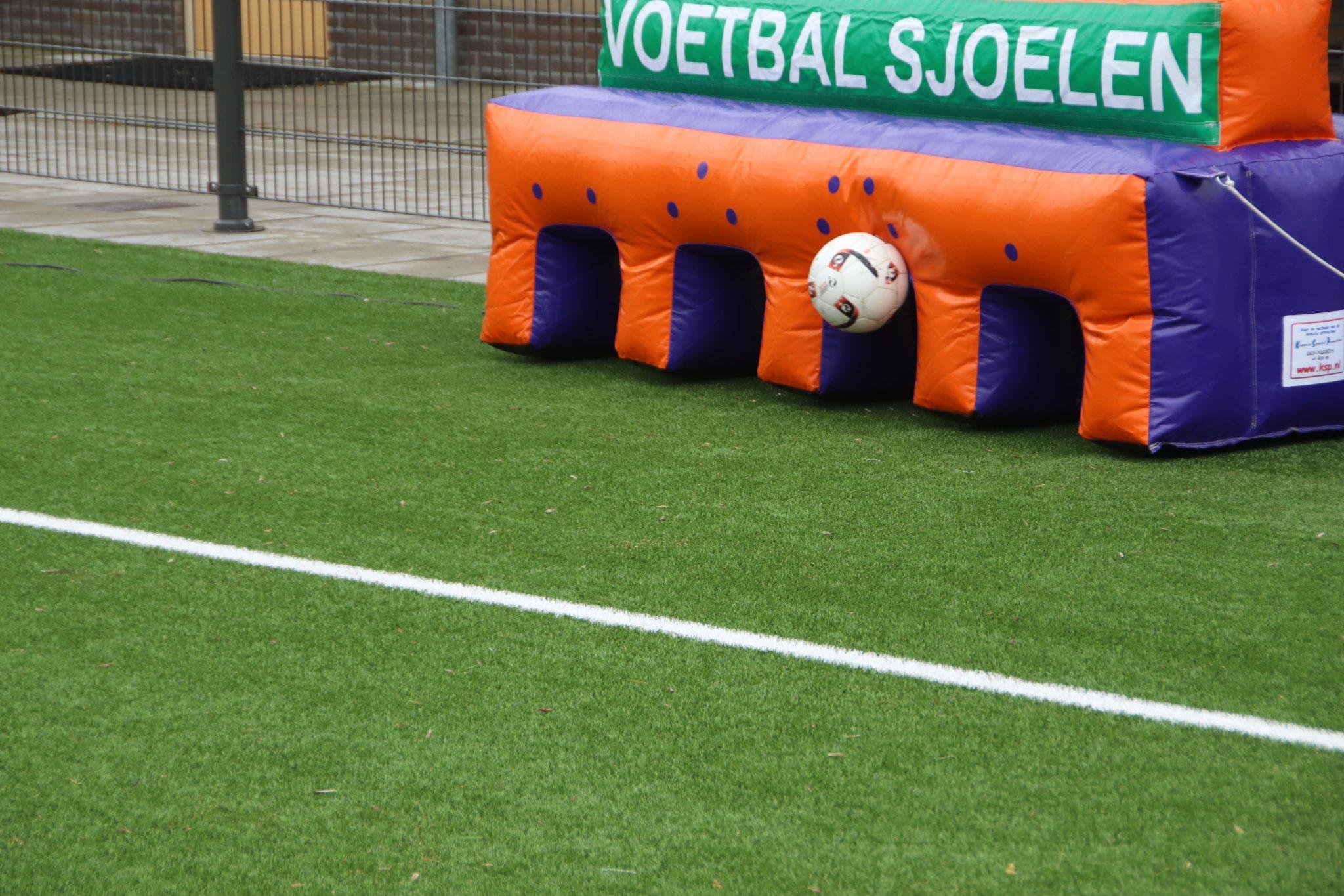 Voetbal- en funevenement geslaagd!