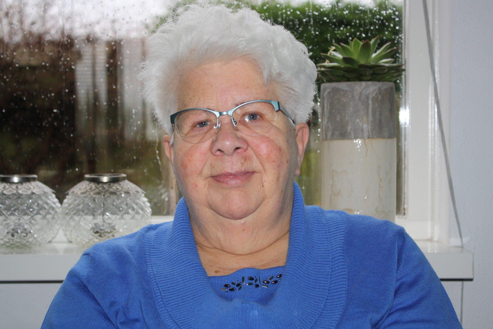 In memoriam Alie van der Zwaan-van der Hoorn