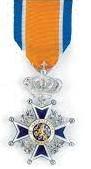 Peter van Velzen benoemd tot Lid in de Orde van Oranje-Nassau